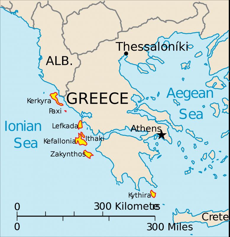 Thessaloniki Karte.Schulklassenhomepage Thessaloniki Karte