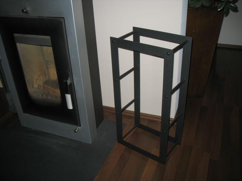 kaminholzregal innen. Black Bedroom Furniture Sets. Home Design Ideas