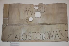 paulus dem apostel und mrtyrer - Paulus Lebenslauf