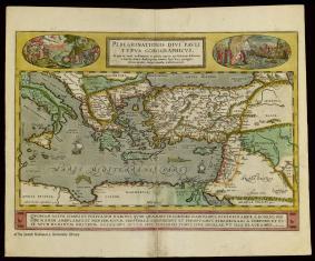 paulus karte von a ortelius - Paulus Lebenslauf