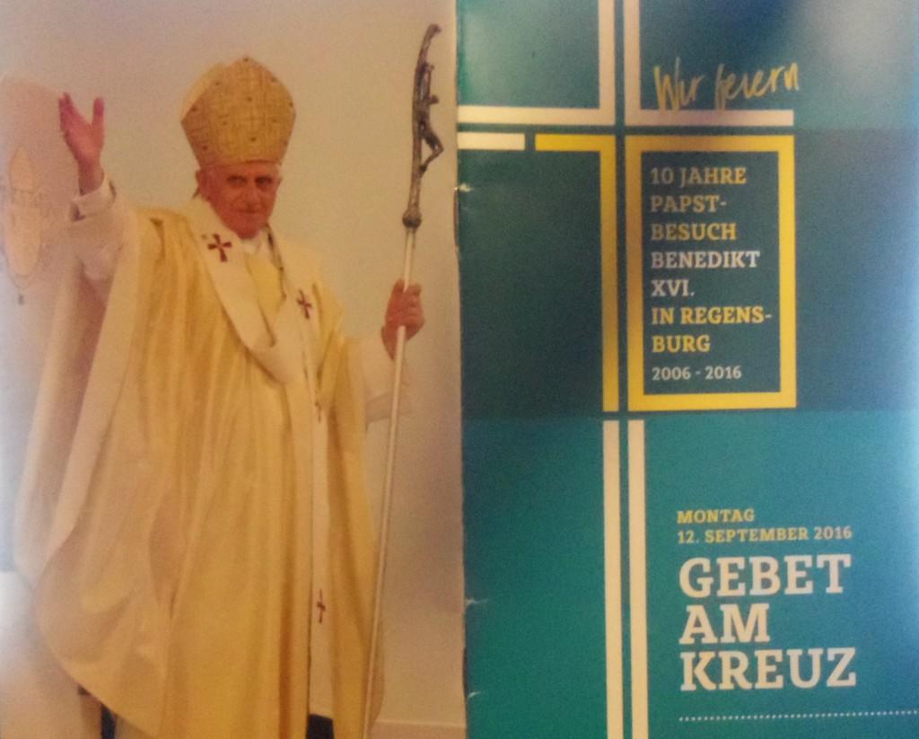 papstbesuch regensburg islinger feld