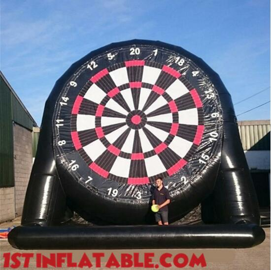 Inflatable Foot Dart